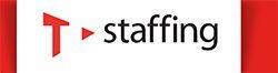 T-Staffing Logo